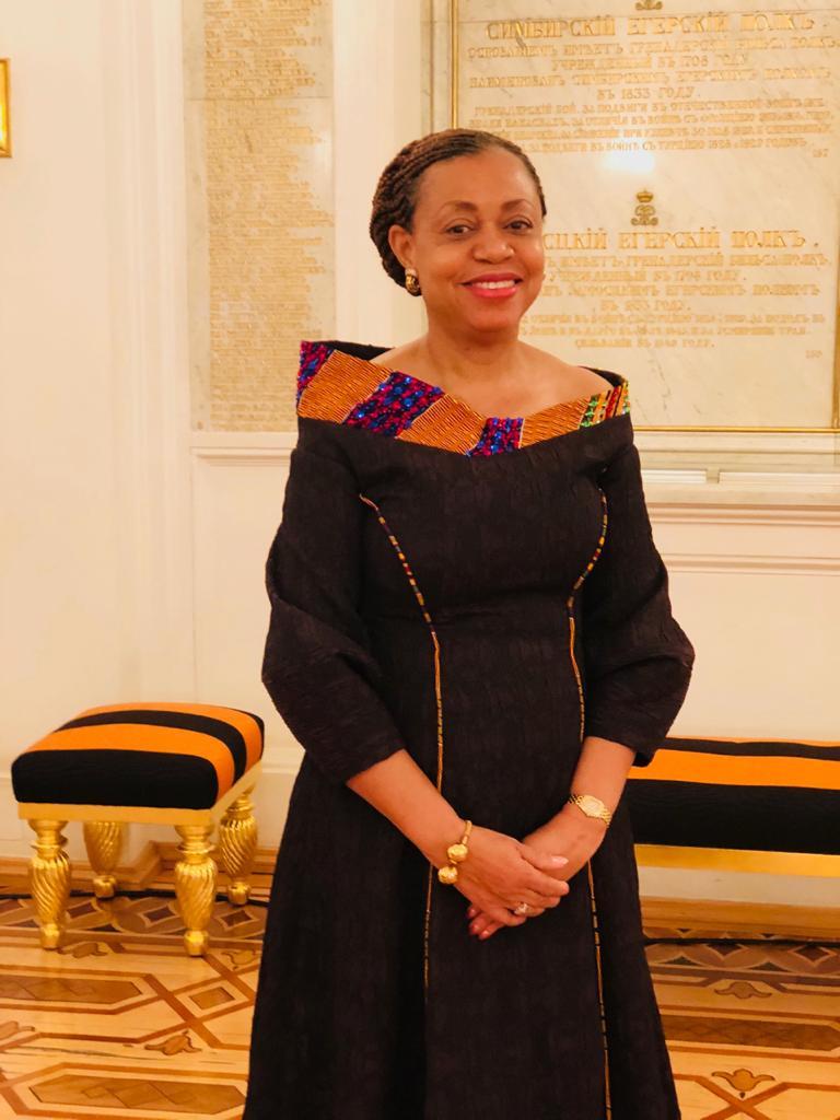 H.E. Oheneba Dr Lesley Akyaa Opoku-Ware